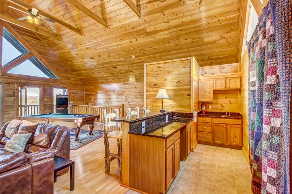 Serenity's View Cabin - Sevierville Vacation Rental - Photo 26