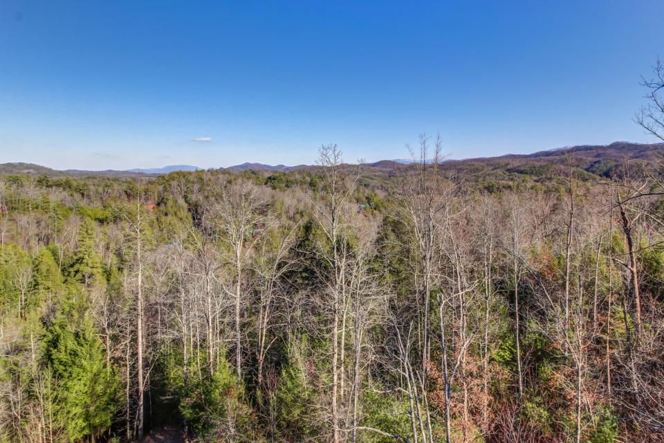 Serenity's View Cabin - Sevierville Vacation Rental - Photo 38