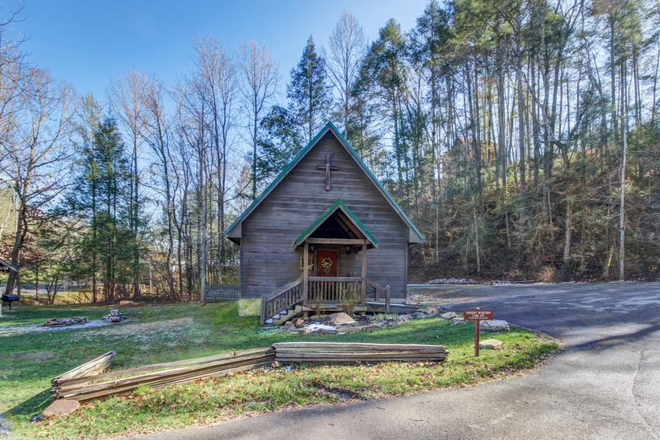 Serenity's View Cabin - Sevierville Vacation Rental - Photo 50