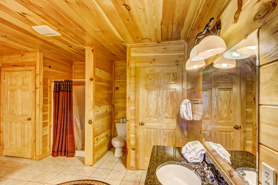 Serenity's View Cabin - Sevierville Vacation Rental - Photo 18