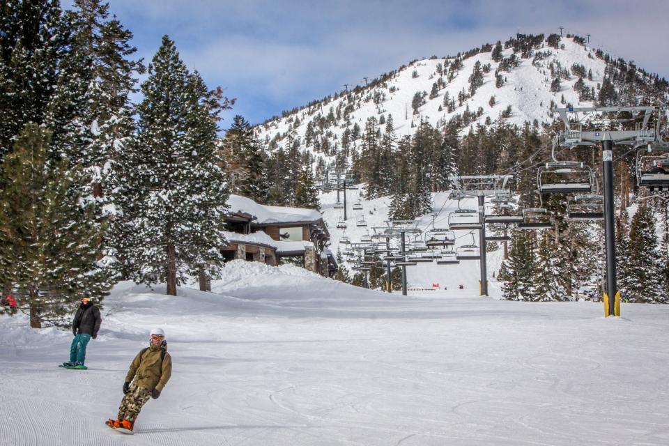 Eagle Run 206 - Mammoth Lakes Vacation Rental - Photo 9