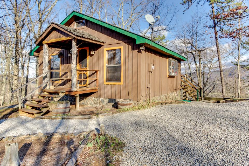 Mockingbird's View  - Sevierville Vacation Rental - Photo 26