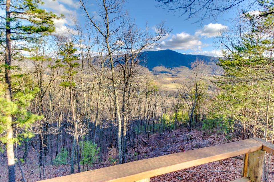 Mockingbird's View  - Sevierville Vacation Rental - Photo 30
