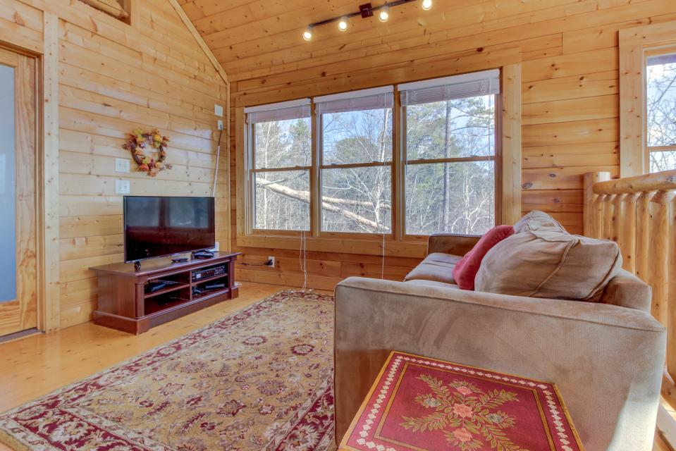 Dry Run Cabin - Sevierville Vacation Rental - Photo 27