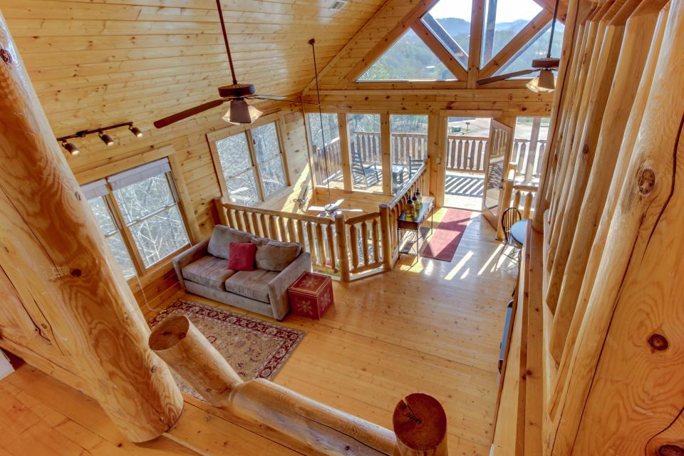 Dry Run Cabin - Sevierville Vacation Rental - Photo 31