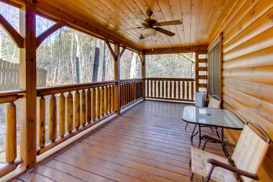 Dry Run Cabin - Sevierville Vacation Rental - Photo 40