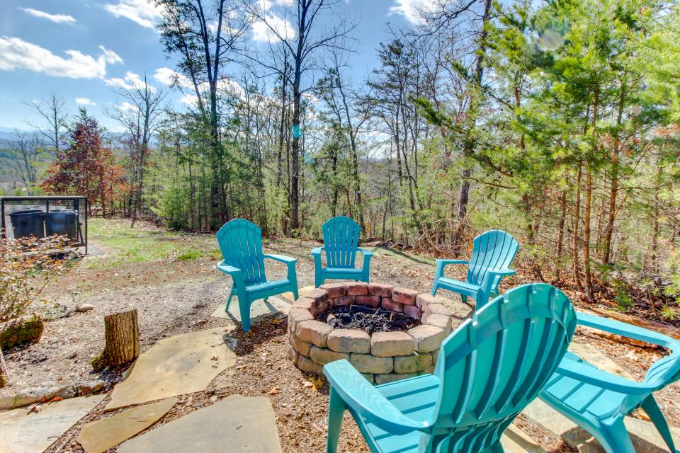 Dry Run Cabin - Sevierville Vacation Rental - Photo 44