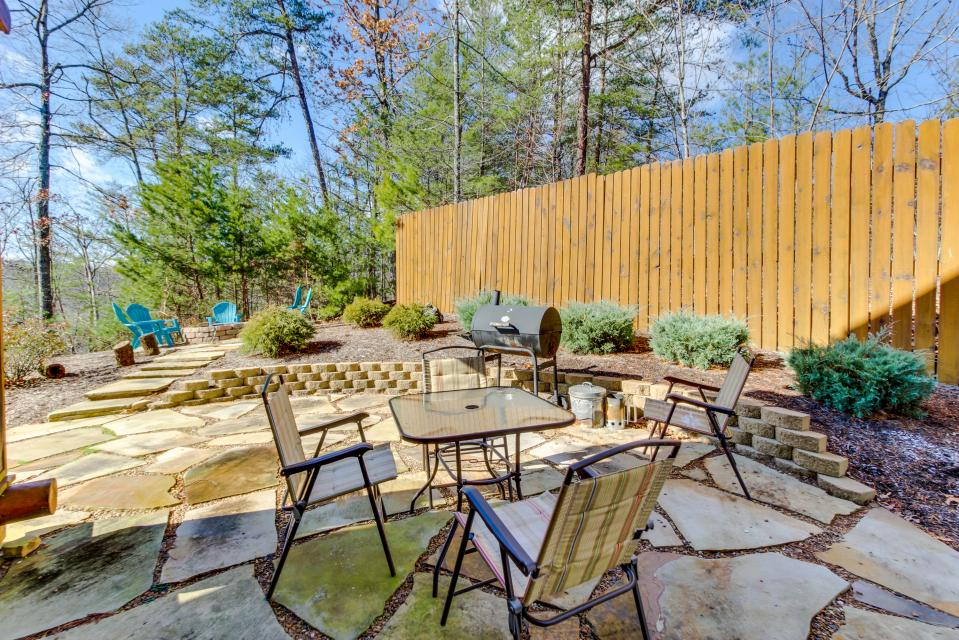 Dry Run Cabin - Sevierville Vacation Rental - Photo 43