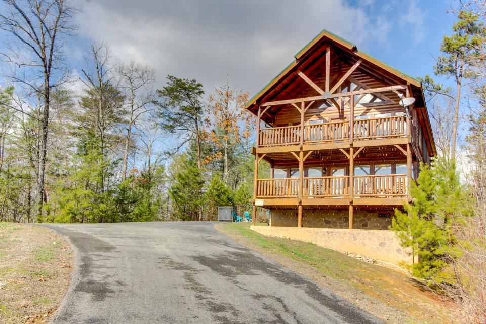 Dry Run Cabin - Sevierville Vacation Rental - Photo 42