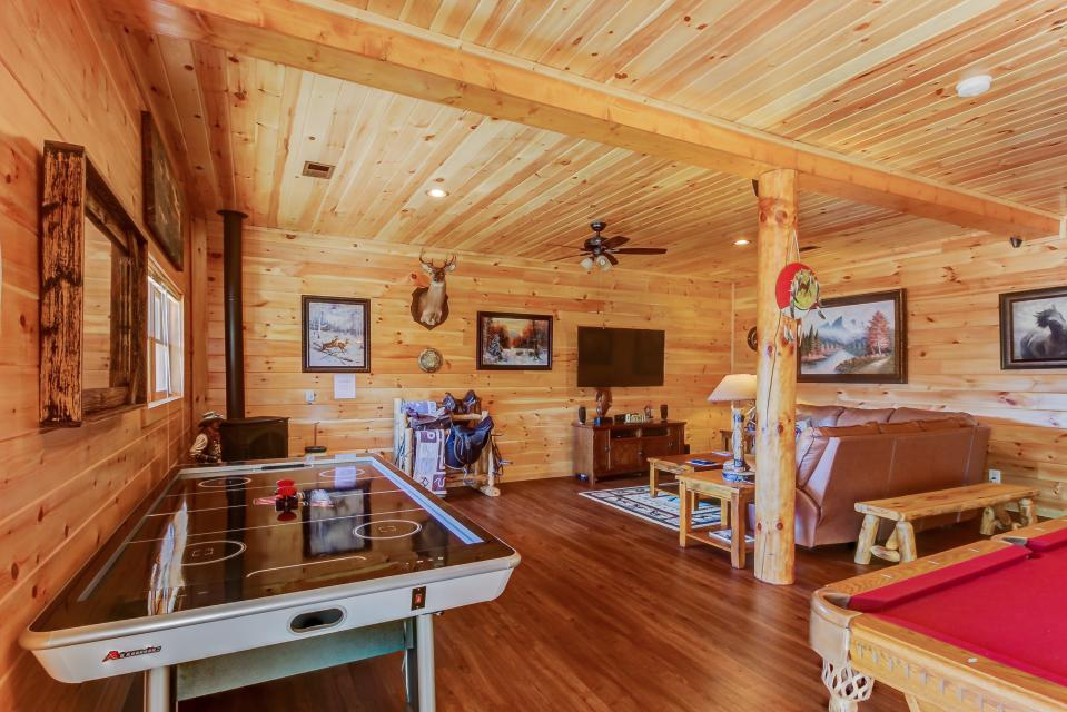 Giddy Up  - Sevierville Vacation Rental - Photo 27