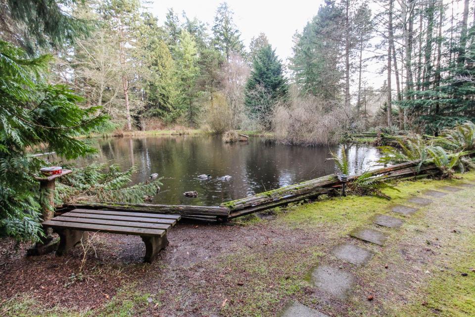 Log Cabin - Greenbank Vacation Rental - Photo 3