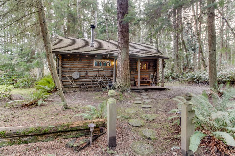 Log Cabin - Greenbank Vacation Rental - Photo 31