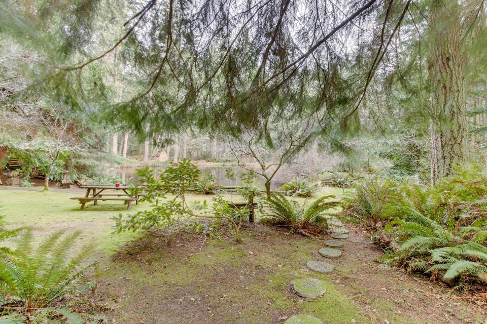 Log Cabin - Greenbank Vacation Rental - Photo 27