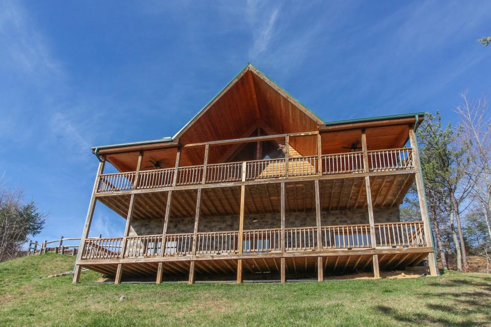 Giddy Up  - Sevierville Vacation Rental - Photo 42