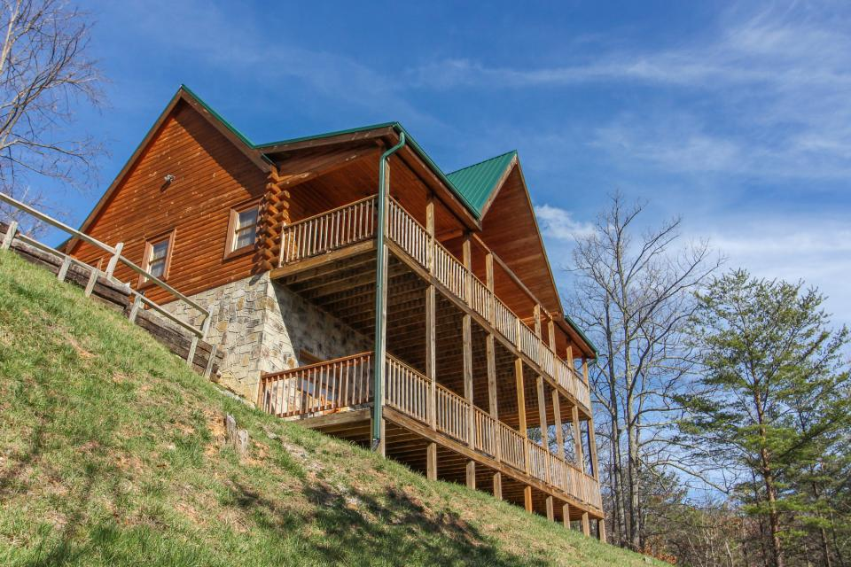 Giddy Up  - Sevierville Vacation Rental - Photo 41