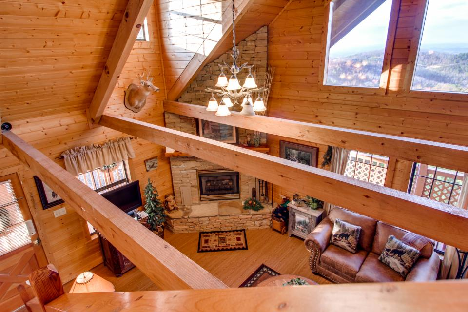 Fox Hollow Cabin - Sevierville Vacation Rental - Photo 15