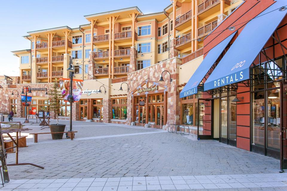 Red Pine Canyons View Condo - Park City Vacation Rental - Photo 45