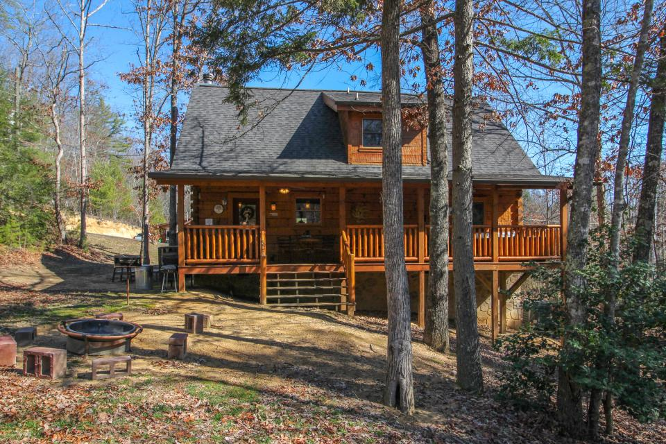Big Daddy's Hideaway - Sevierville Vacation Rental - Photo 28