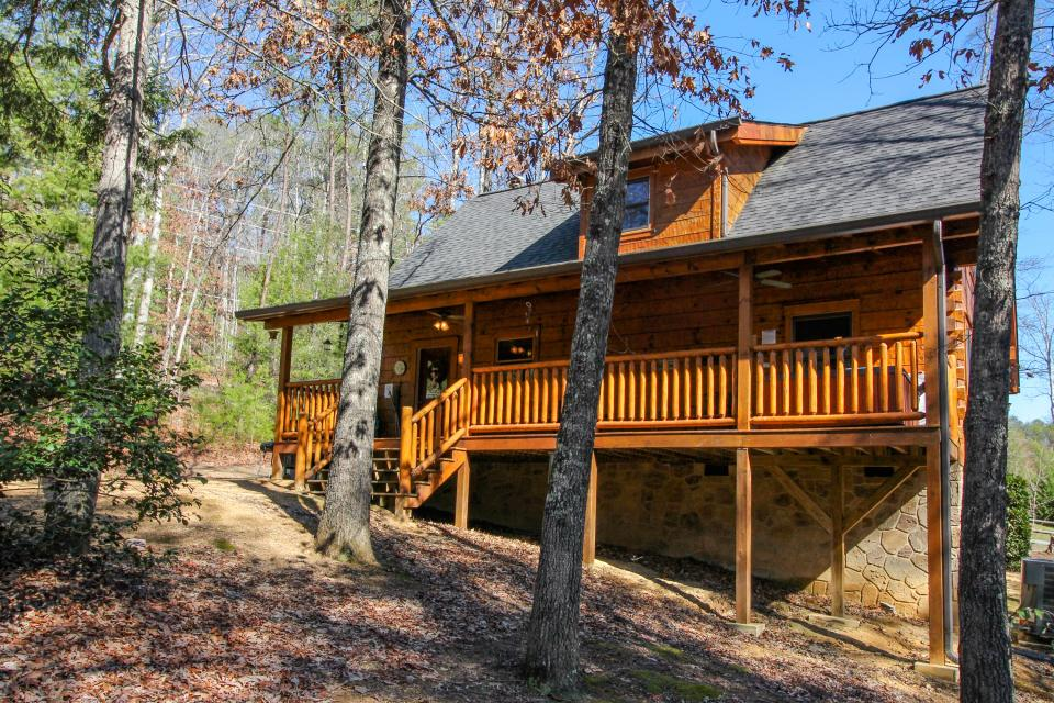 Big Daddy's Hideaway - Sevierville Vacation Rental - Photo 29