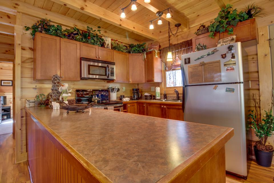 Big Daddy's Hideaway - Sevierville Vacation Rental - Photo 35