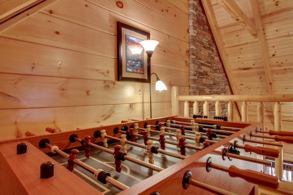 Big Daddy's Hideaway - Sevierville Vacation Rental - Photo 39