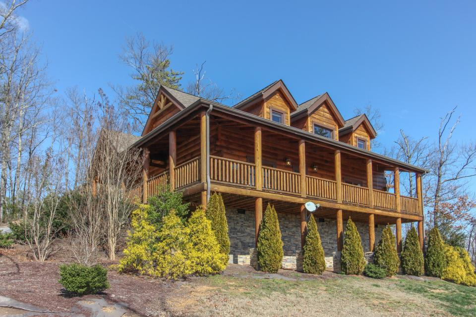 Bearadise View  - Sevierville Vacation Rental - Photo 4
