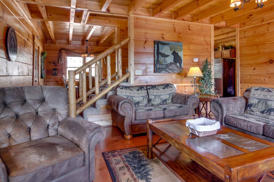 Bearadise View  - Sevierville Vacation Rental - Photo 7