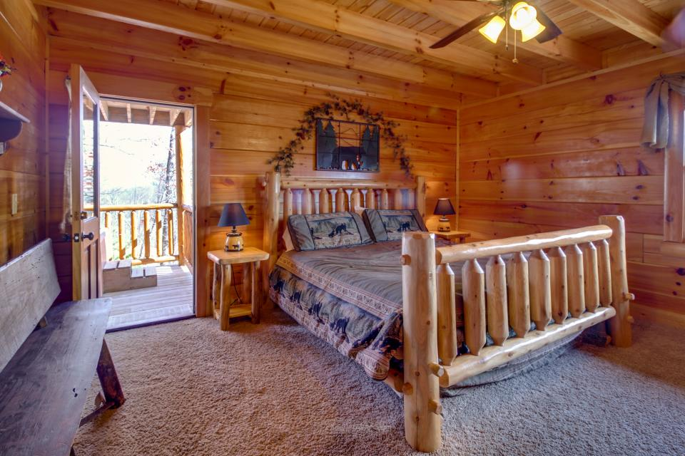 Bearadise View  - Sevierville Vacation Rental - Photo 14