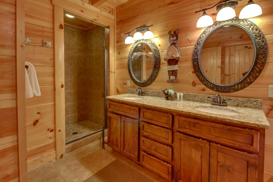 Bearadise View  - Sevierville Vacation Rental - Photo 17