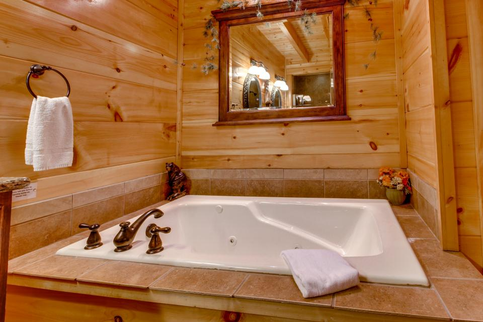 Bearadise View  - Sevierville Vacation Rental - Photo 18