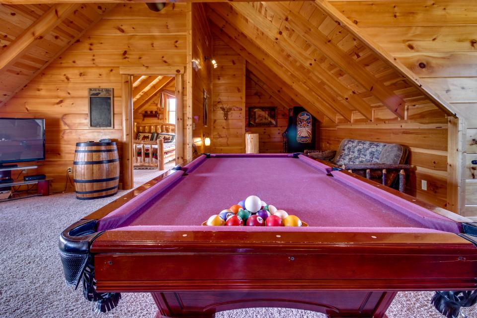 Bearadise View  - Sevierville Vacation Rental - Photo 19
