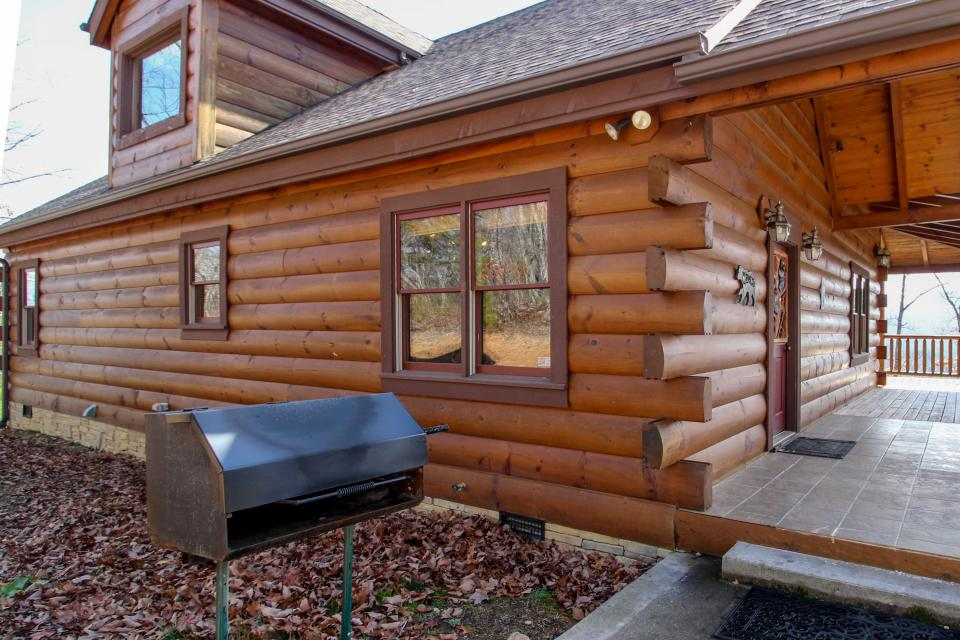 Bearadise View  - Sevierville Vacation Rental - Photo 26