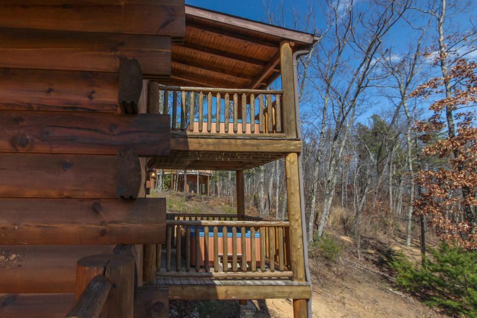Bearadise View  - Sevierville Vacation Rental - Photo 27