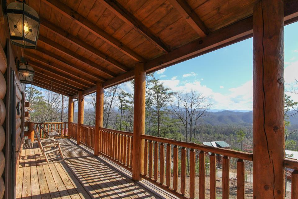Bearadise View  - Sevierville Vacation Rental - Photo 28