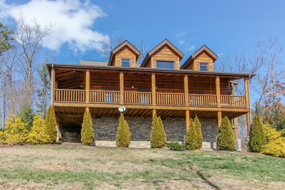 Bearadise View  - Sevierville Vacation Rental - Photo 29