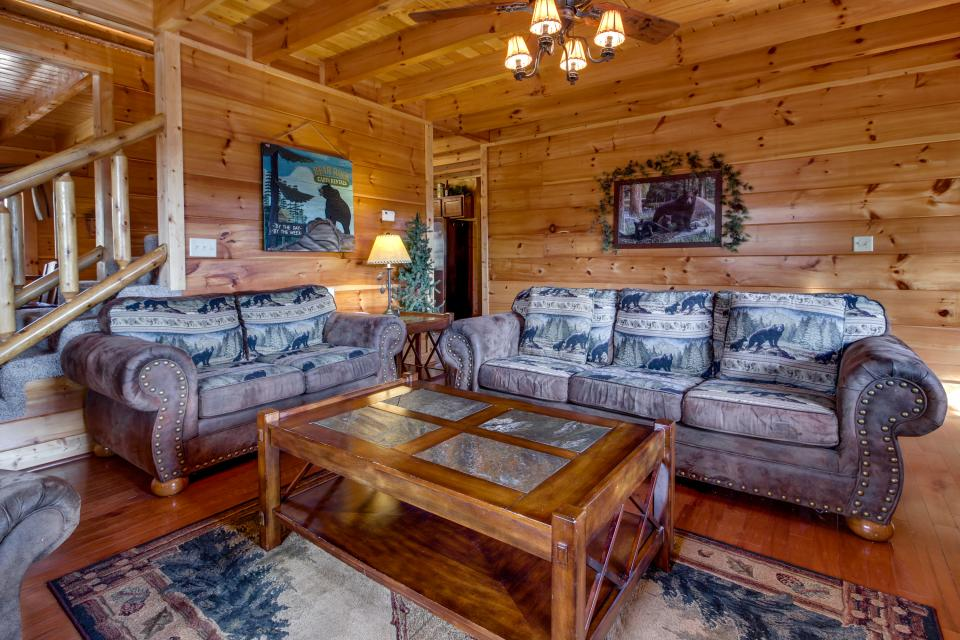 Bearadise View  - Sevierville Vacation Rental - Photo 30