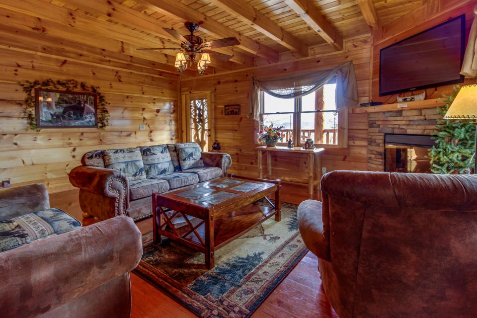 Bearadise View  - Sevierville Vacation Rental - Photo 32