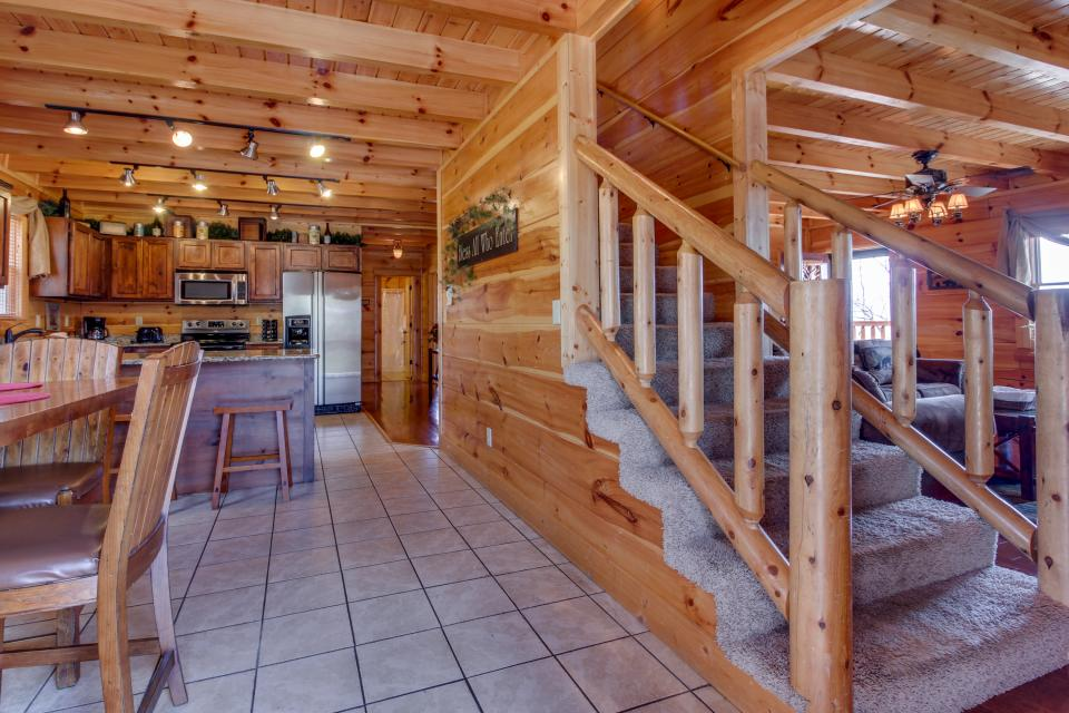 Bearadise View  - Sevierville Vacation Rental - Photo 33