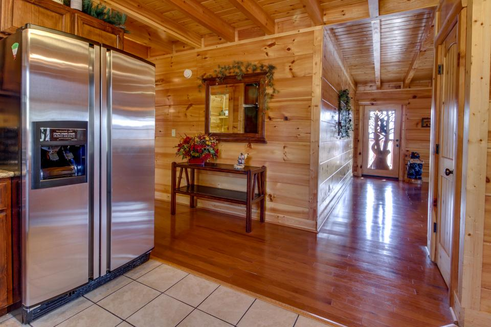 Bearadise View  - Sevierville Vacation Rental - Photo 36