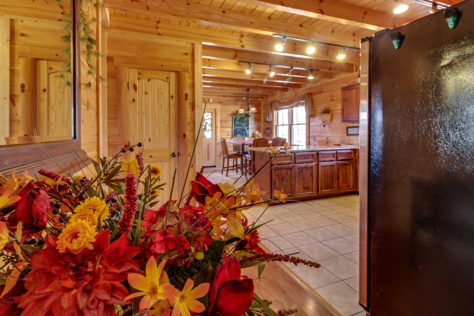 Bearadise View  - Sevierville Vacation Rental - Photo 37