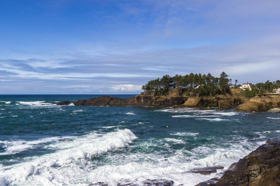 Ocean Garden Suite - Depoe Bay Vacation Rental - Photo 29