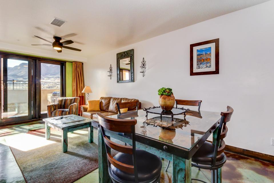 La Dolce Vita Villa's - Sombra de Verano - Moab Vacation Rental - Photo 4