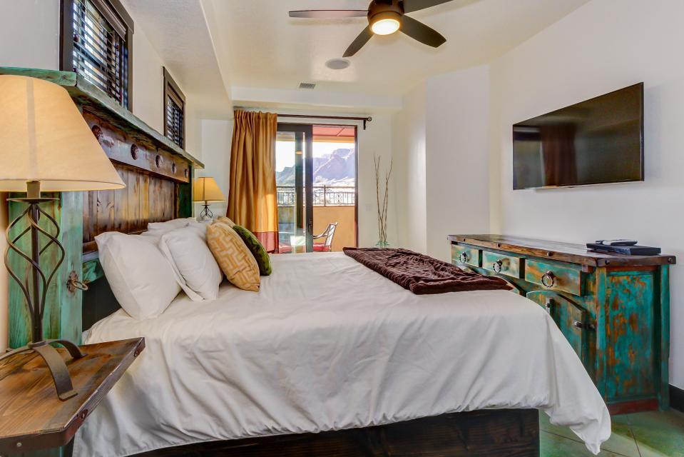 La Dolce Vita Villa's - Sombra de Verano - Moab Vacation Rental - Photo 24