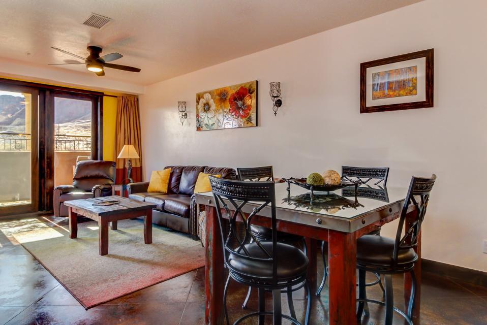 La Dolce Vita Villa's - Paraiso - Moab Vacation Rental - Photo 9