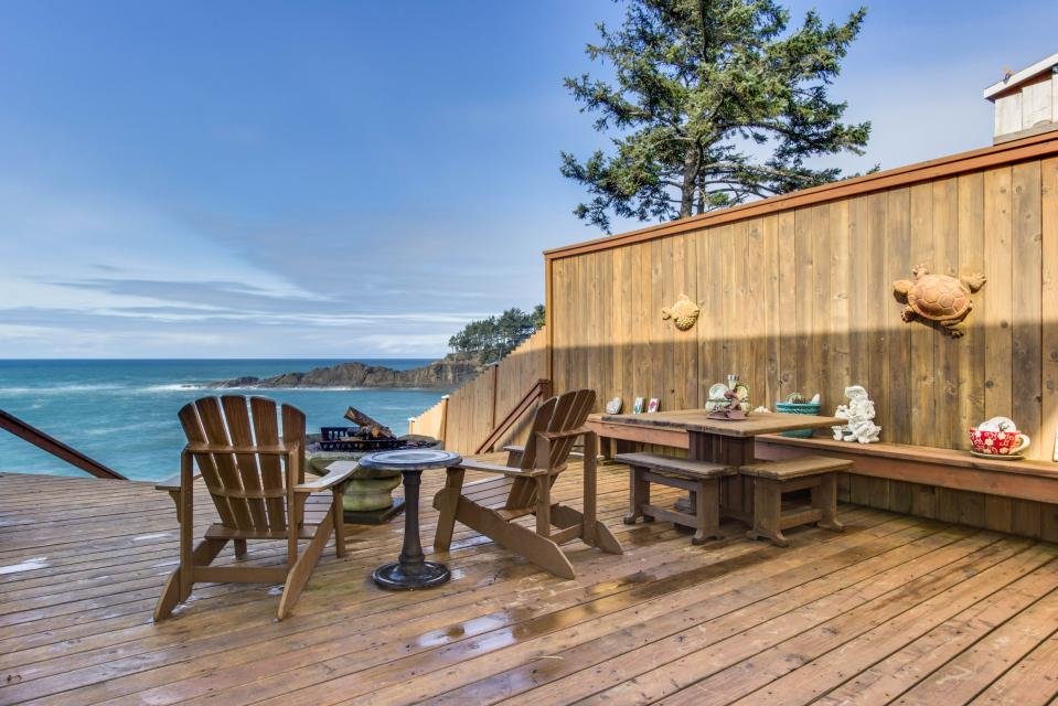 Sea Rose Suite - Depoe Bay Vacation Rental - Photo 25