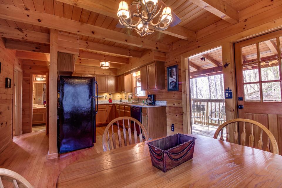 At Last!  - Sevierville Vacation Rental - Photo 10