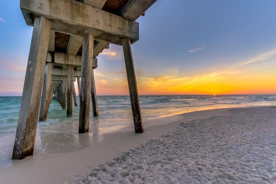 Beach Bungalow - Panama City Beach Vacation Rental - Photo 22