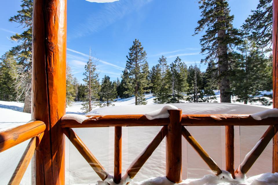 Cabins 24 - Mammoth Lakes Vacation Rental - Photo 4