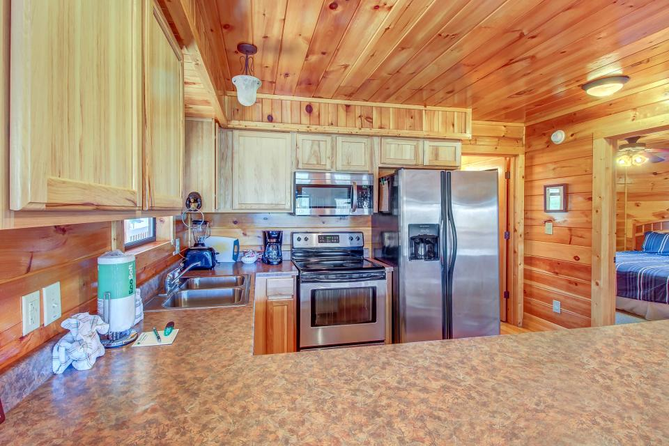 Fit For Kings - Sevierville Vacation Rental - Photo 8