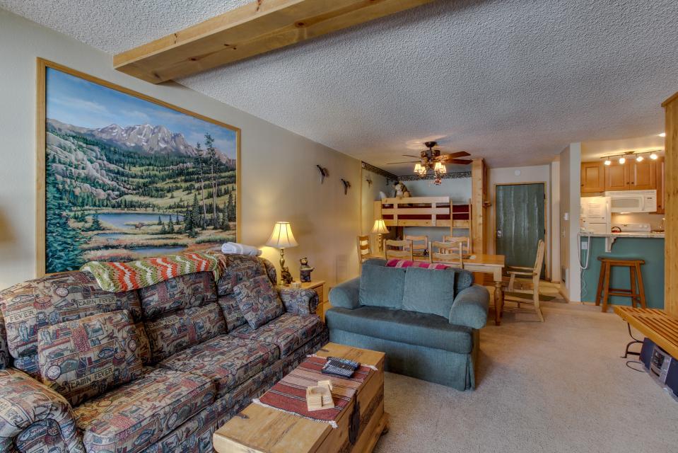 The Summit 213 - Mammoth Lakes Vacation Rental - Photo 6